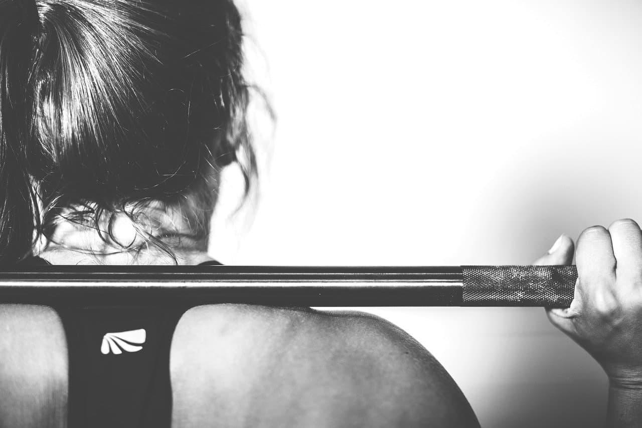 Entrenar hacer ejercicio