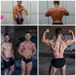 Escuela culturismo natural etapa de bulking atletas. Ernesto