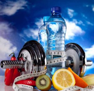 Dieta de un deportista