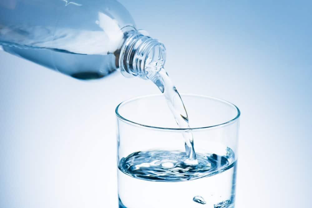 Consumo del agua Atletismo culturismo