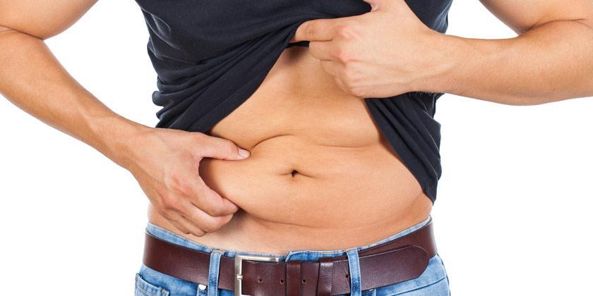 grasa rebelde perder peso