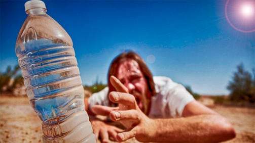 Deshidratacion deportiva