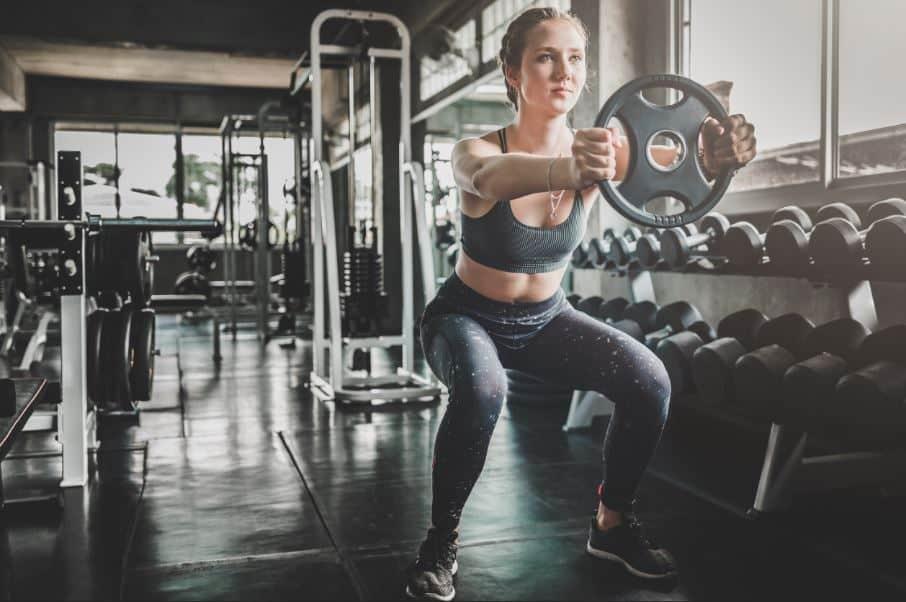 fibras musculares ejercicio