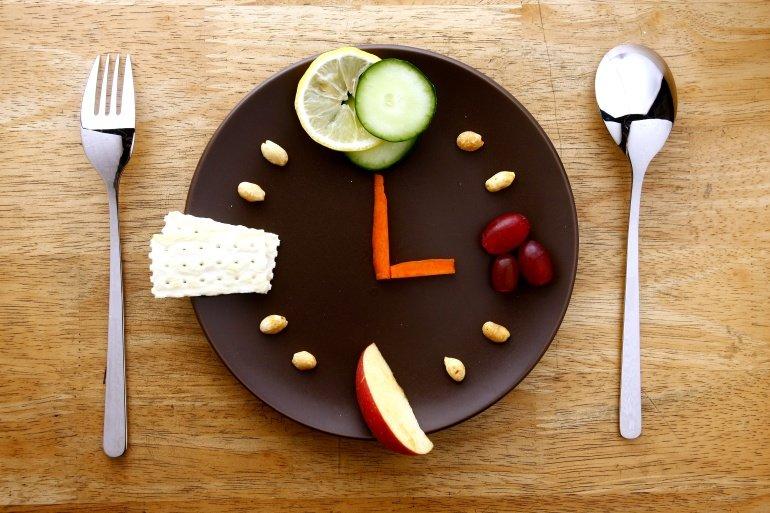 Crononutricion nutricion
