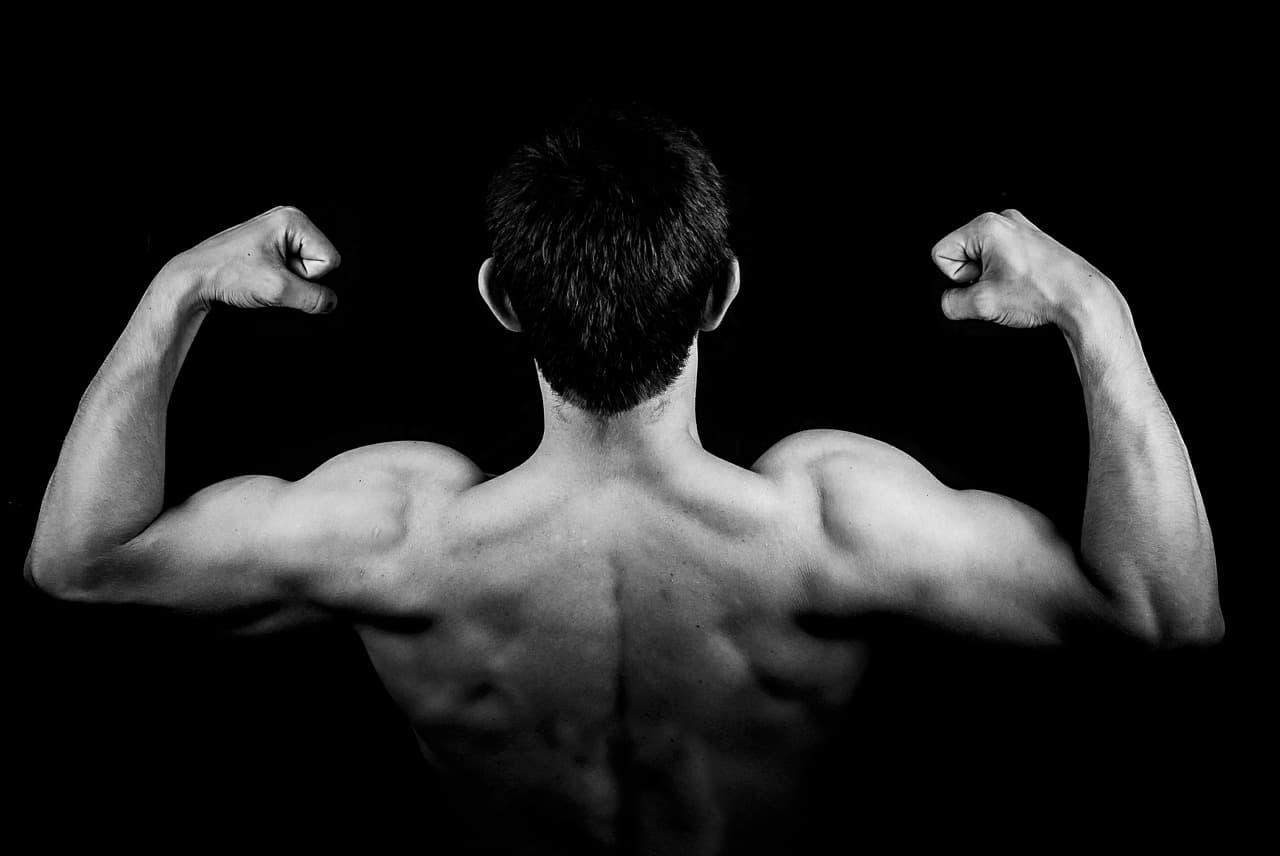 fallo muscular entrenar levantar pesas