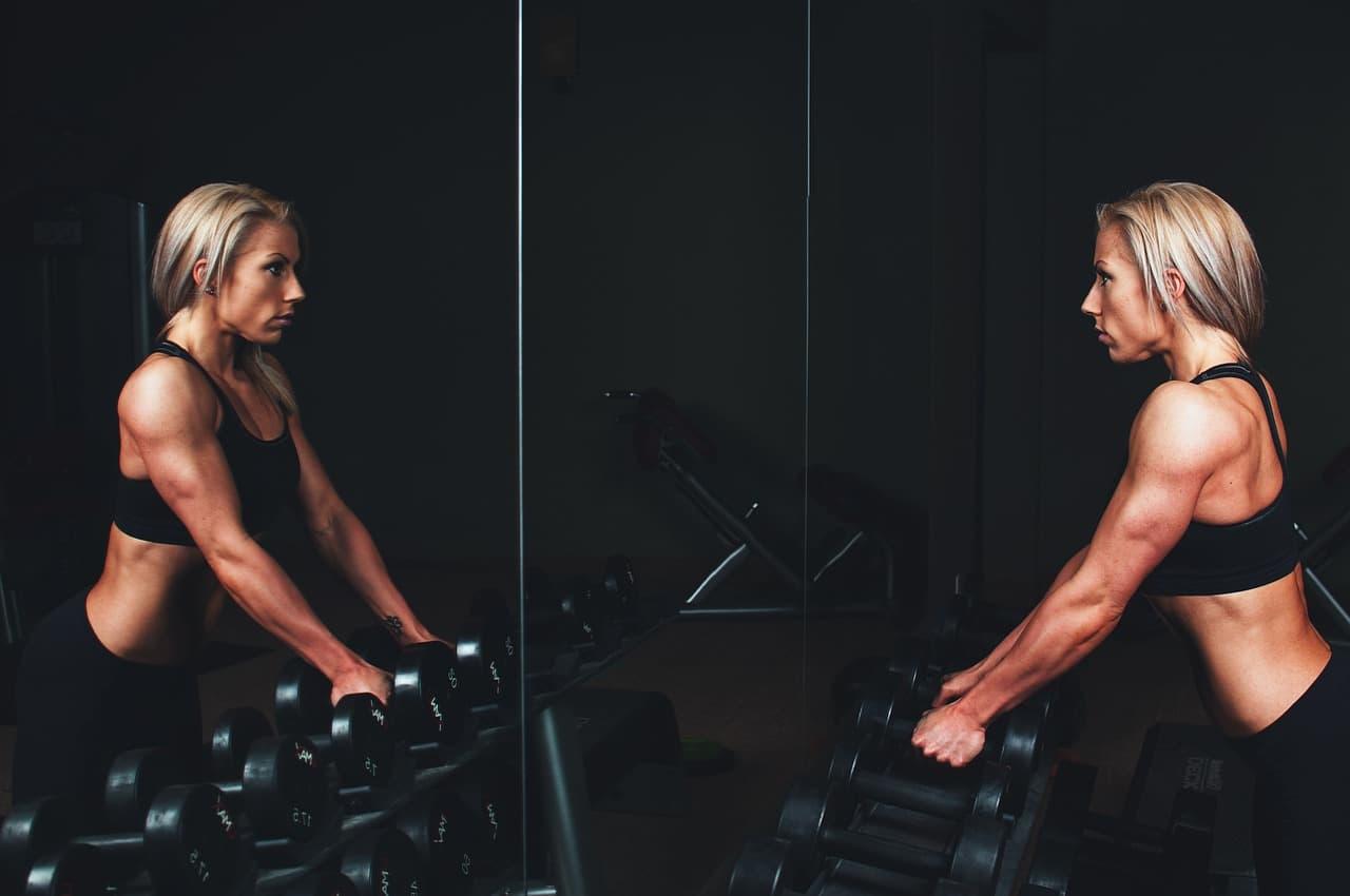 fallo muscular gimnasio entrenar