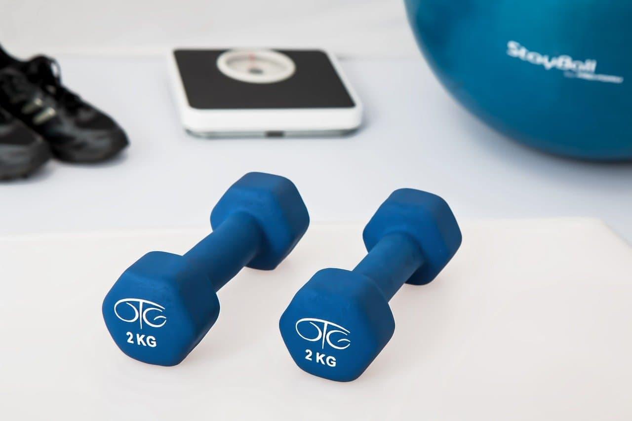 descarga levantar pesas