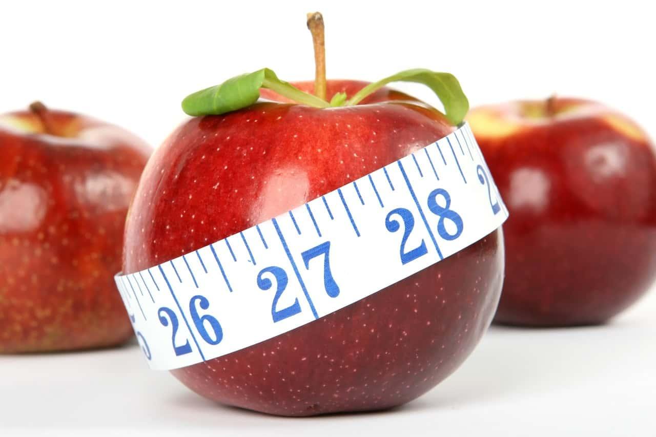 calorías perder peso