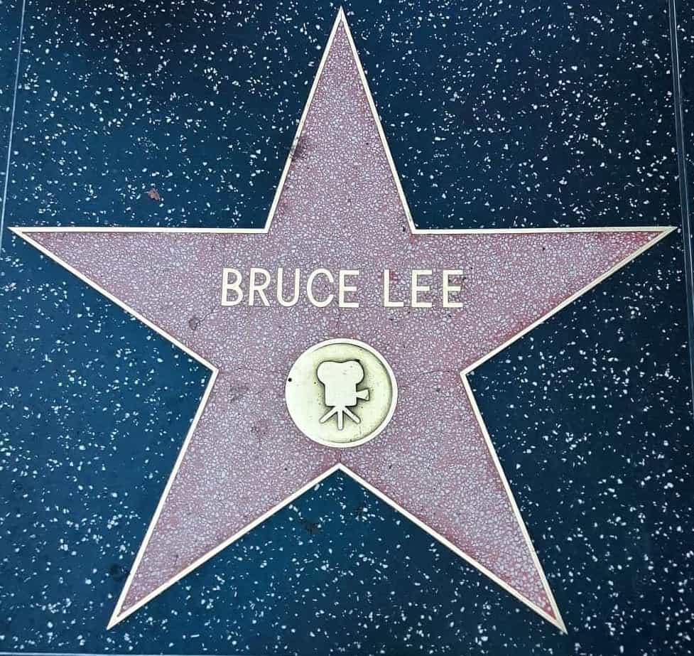 Bruce Lee y el entrenamiento