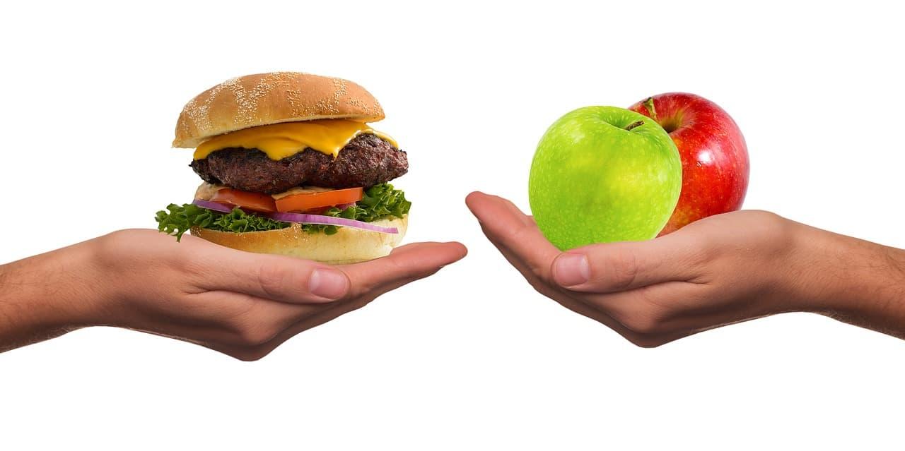 comida y dieta cetogenica