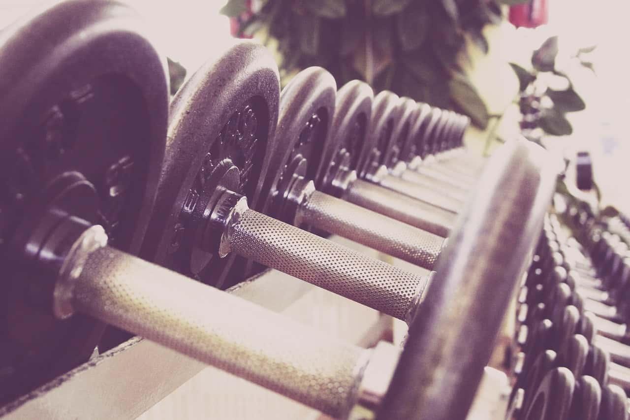 Entrenador ejercicio intenso