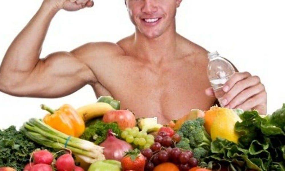 La dieta de un deportista