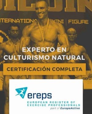 experto Personal Trainer ereps