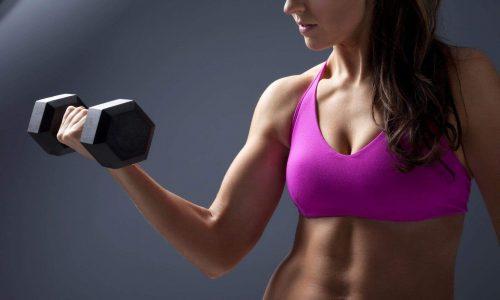 musculacion en mujeres